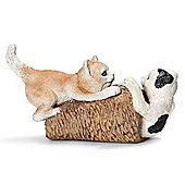 Schleich Kittens Playing 13723