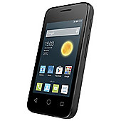 Tesco Mobile Alcatel Pixi 3 Black