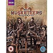 Musketeers Series 2 Blu-ray