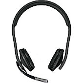 Microsoft LifeChat LX-6000 Wired Stereo Headset - Over-the-head - Ear-cup