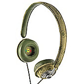 HOUSE OF MARLEY HARAMBE ON EAR HEADPHONES (MEADOW)