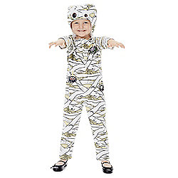 F&F Mummy Dress-Up Costume 5-6 yrs Multi