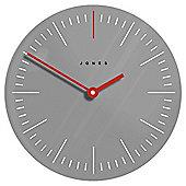 Jones & Co Grey Henry Wall Clock