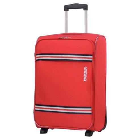 Samsonite American Tourister Berkeley 2-Wheel Suitcase, Red Small