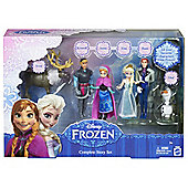 Disney Frozen MagiClip Doll Complete Story Set