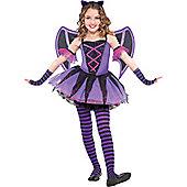 Ballerina Bat - Child Costume 5-6 years