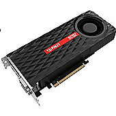 Palit GeForce GTX960 OC 2GB GDDR5 Graphics Card 2GB HDMI / DisplayPort / 2x DVI SLI NE5X960S1041-2061F