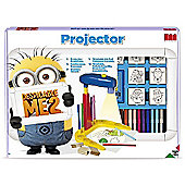 Despicable Me 2 Projector Set