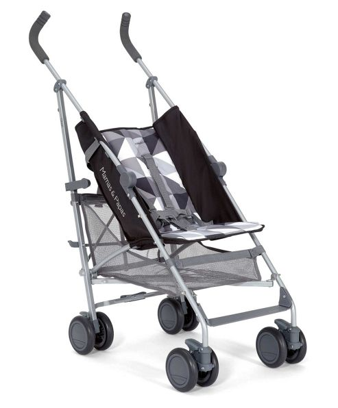 Mamas & Papas Trek Buggy,  Black