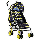 Koochi Sneaker Pushchair, Primary Yellow