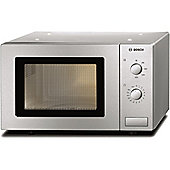 Bosch HMT72M450B 800W Freestanding Microwave in Stainless steel