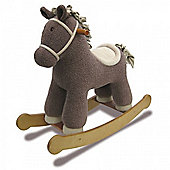 Little Bird Told Me Hobnob Rocking Horse