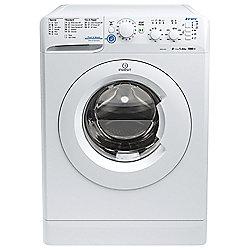 Indesit XWSC 61251 W  Freestanding Washing Machine 60 Kg 1200 rpm A+ White