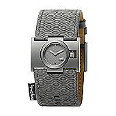 Betty Barclay Sweet Memory Ladies Gunmetal Watch - BB229.50.350.929