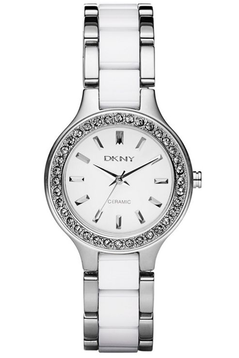 DKNY Ladies Ceramic Fashion Watch NY8139