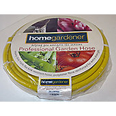 Home Gardener G0764 Reinforced Hose Yellow 15M