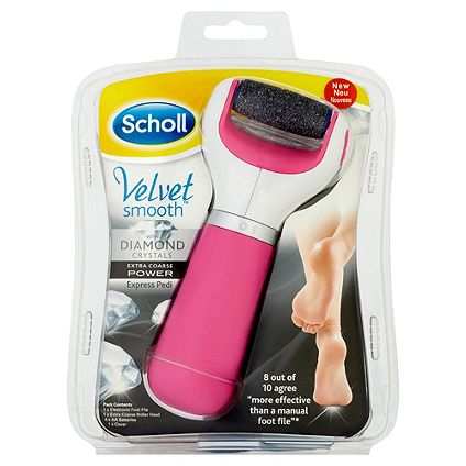 Save up to 25% on selected Scholl footcare