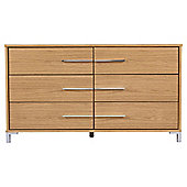 Riva 6 Drawer Wide Chest
