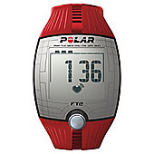 Polar FT2 New Colour / Red Sports Watch