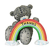 Me to You Over the rainbow Thanks figurine