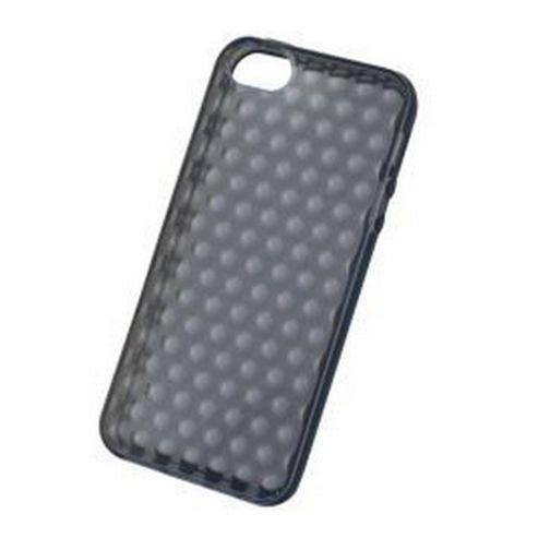 Tortoise™ Soft Gel Case iPhone 5 Raindrop Black