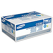 Samsung C5082S Cyan Standard (Yield 2,000 Pages) Toner for Samsung CLP-620ND/CLP-670ND Colour Laser Printers