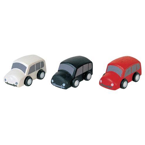 Plan Toys Vans II