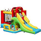 Adventure Combo Childrens Bouncy Castle