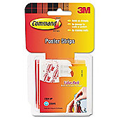 48 x 3M Poster Strip with Command Adhesive Value Pack