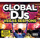 Global DJs - The Las Vegas Sessions (3CD)