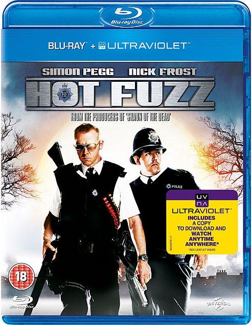 Hot Fuzz- Uv