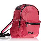Fila Marshall Mini Kids backpack / School bag / Ruck Sack 30 x 25 x 12cm Red