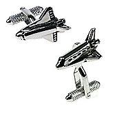 Space Shuttle Novelty Themed Cufflinks