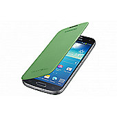 Samsung Original Flip Case Galaxy S4 Mini Lime Green