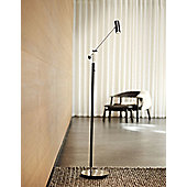 Nordlux Classic 1 Light Floor Lamp - Black