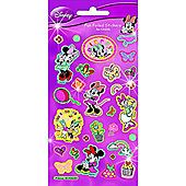 Stickers Minnie Mouse Sticker Sheet (each)