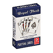 Royal Flush Cards - Clipstrip
