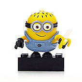 Mega Bloks Despicable Me Minions Series 1 Figure - Jerry (Holding a Banana)