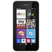 Tesco Mobile Nokia Lumia 530 Charcoal Grey
