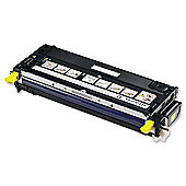 Dell NF555 Standard Capacity (Yield 4,000 Pages) Yellow Toner Cartridge for Dell Colour Laser Printer 3110cn