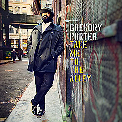 Gregory Porter Take Me To The Alley CD