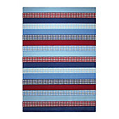 Esprit Space Stripes Woven Rug - 160 cm x 225 cm (5 ft 3 in x 7 ft 5 in)