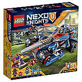 LEGO Nexo Knights Clays Rumble Blade 70315