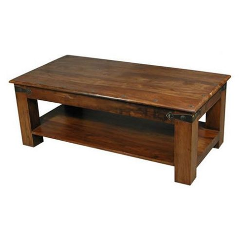 Buy Alterton Furniture Kheri Thakat Coffee Table With Shelf From Our Coffee Tables Range Tesco