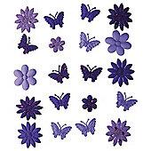 Spring Garden Violet 20pcs