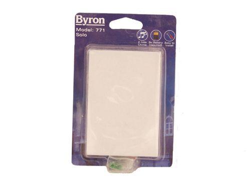 Byron 771 Solo Chime White