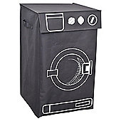 Laundry Basket Washing Machine Grey