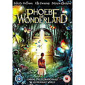 Phoebe In Wonderland DVD