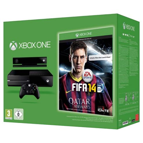 Xbox One Special Edition including FIFA 14