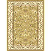 Mastercraft Rugs Noble Art Gold Rug - 200cm x 290cm